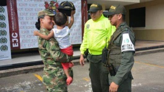 Autoridades rescatan a menor indígena secuestrado por disidencias de las FARC