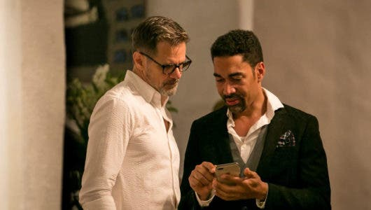 """Oscar Abreu presenta exposición """"Razonamiento de la Identidad"""" en Chavón"""