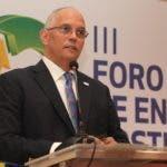 Director ejecutivo de la CNE, Ángel Canó.