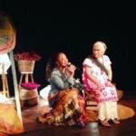 Abuela Margarita y Karina Pereyra