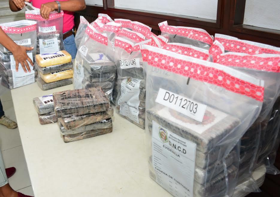¿Cuántos kilos de drogas decomisó la DNCD durante los primeros ocho meses del año? aquí la respuesta