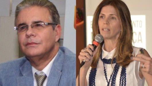 Luis José Chávez y Stela León