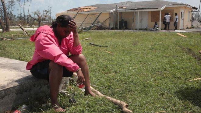 Al menos 52 muertos y1,300 desaparecidos tras paso de huracán Dorian en Bahamas
