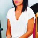 GRAFAND209. ALMERÍA, 09/09/2019.-. Ana Julia Quezada, autora confesa de la muerte de Gabriel Cruz, al comienzo de la vista hoy en la Audiencia de Almería, donde se enfrenta a la pena de prisión permanente revisable por el asesinato del menor.- EFE/ Carlos Barba
