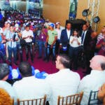 Hipólito Mejía afirma su gobierno será el verdaderopropulsor del relevo generacional en la política y en la sociedad. Fuente externa 15/09/2019