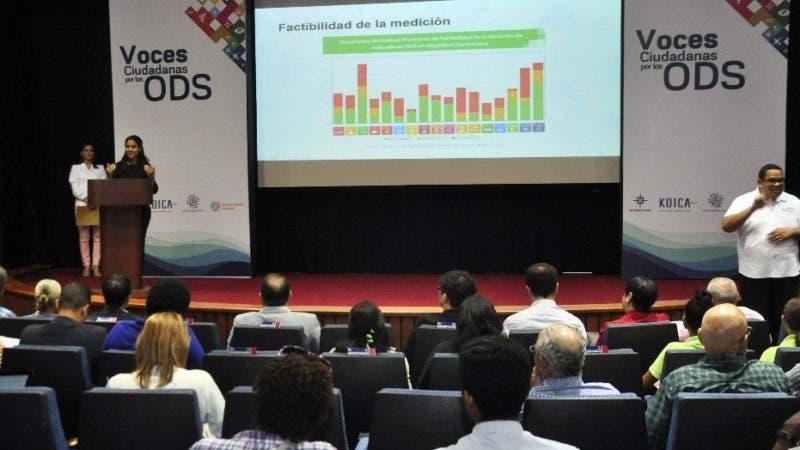 El pasi.Sr.Jeong Song director de la Angencia de Cooperación Internacional KOICA, encabezó Seminario sobre reducción de las Desigualdades, Acción por el Clima y Paz.Hoy/Pablo Matos    27-09-2019