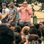 Cristian Hernandez aspirante a diputado por el PRM en la provincia de San Cristobal. Hoy/Fuente Externa 22/9/19