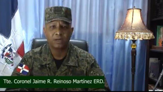 Video: Teniente coronel solicita retiro para nada más y nada menos que apoyar a Gonzalo Castillo
