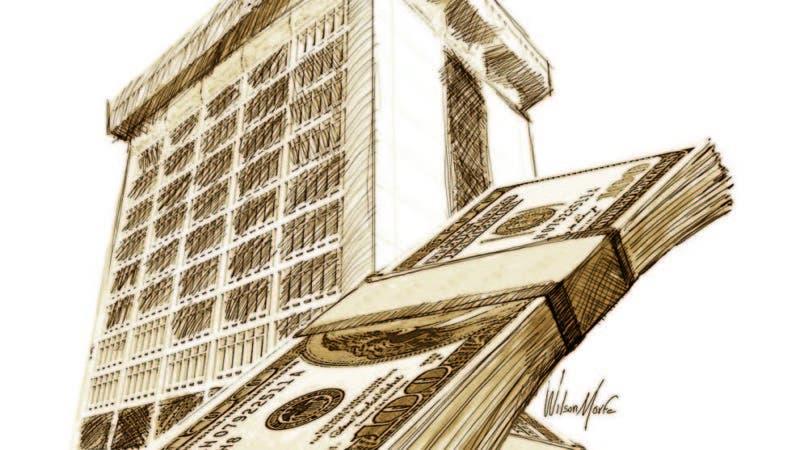 Dólar alcanza los 20.16 pesos en bancos