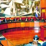 Suprema Corte / Aplazan conocimiento de medida del caso Odebretch. 18-9-19 Foto: Jose Adames Arias.