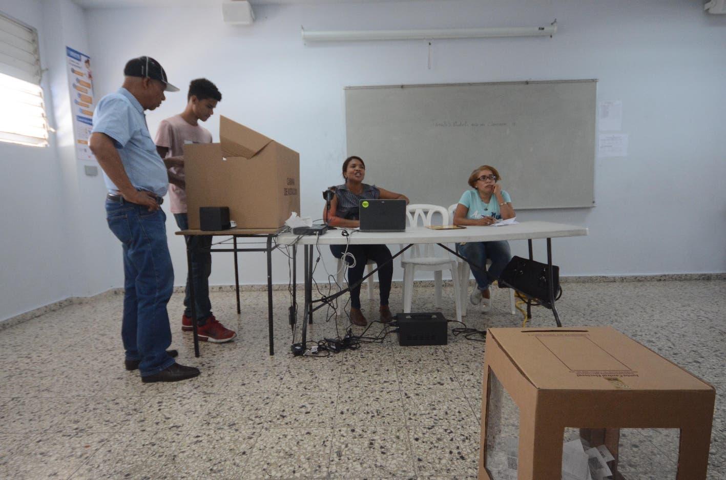 PRM solicita a JCE informe a electores cuyos lugares de votación fueron cambiados