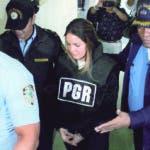 aplazan conocimiento de medida de la esposa de Cesar el abusador. 2-9-19 Foto: Jose Adames Arias