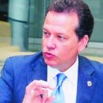 Entrevista al diputado por el PRSC,Víctor Orlando Bisonó Haza (Ito),en la redaccion del periodico el Día/foto José de León