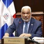 El presidente de la Cámara de Diputados, Radhamés Camacho.  Hoy/Fuente Externa 27/8/19