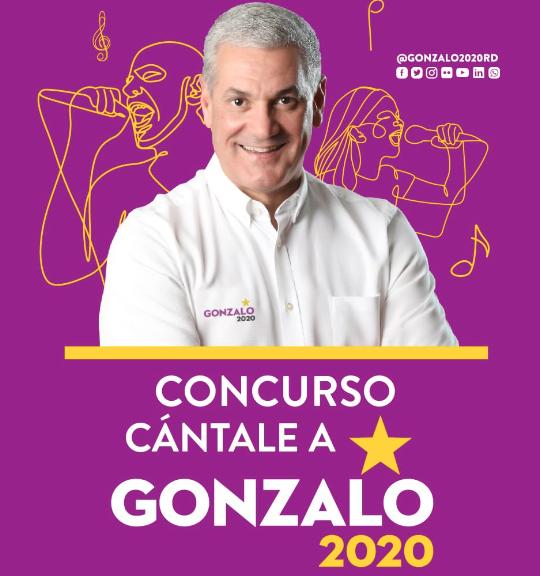 """""""Cántale a Gonzalo"""", el concurso donde podrás ganar hasta 2 millones de pesos"""