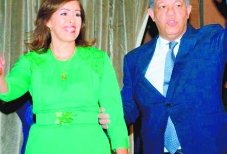 Esposa de Reinaldo Pared Pérez oficializa respaldo a Leonel Fernández