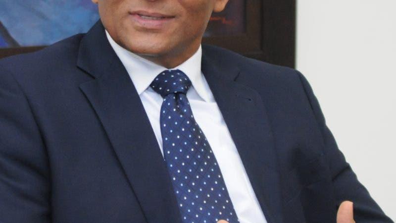 Entrevista a el alcalde Laguna Salada Roberto Polanco. 10-9-19 Foto: Jose Adames Arias.