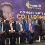 Representacion de Empresarios con Leonel realizan acto de apoyo al precandidato a la presidencia popr el PLD, en el Hotel Barcelo.  23-9-2019 HOY/ Ariel Gomez