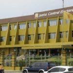 Fachada de la Junta Central Electoral (JCE), Hoy/ Aracelis Mena.