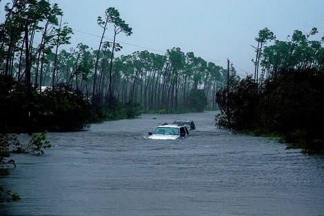 Imágenes muestran la devastación que dejó paso del huracán Dorian por Bahamas