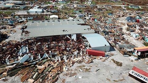 Ascienden a 23 los fallecidos por el huracán Dorian en las Bahamas
