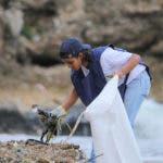 Corona invita a la reflexión de los consumidores sobre la importancia de mantener limpias las playas