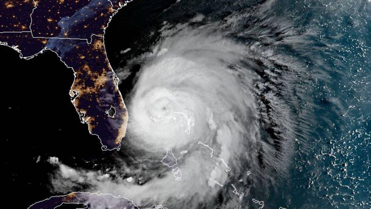 Dorian disminuyó la intensidad de sus vientos: ahora es categoría 2