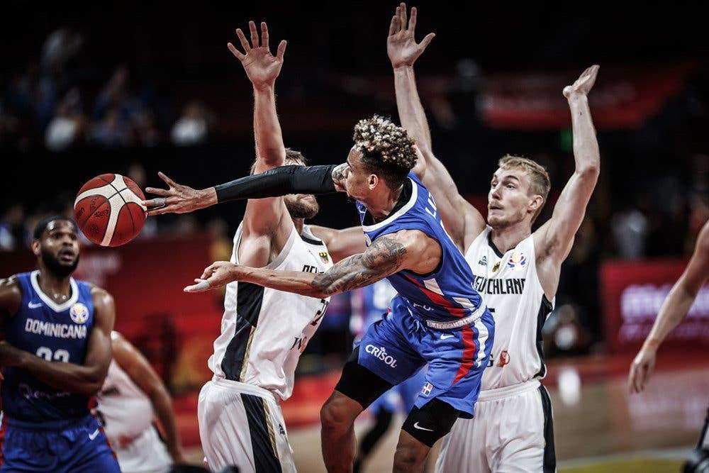 Mundial de Basket: República Dominicana gana, se clasifica y deja a Alemania al borde del abismo