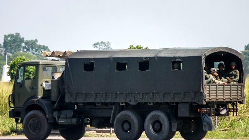 Inicio de maniobras militares de Venezuela en frontera con Colombia