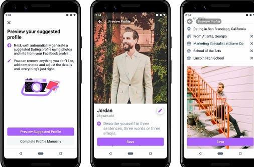 """Facebook lanza """"Dating"""" en EEUU, su aplicación de citas para """"hallar el amor»"""