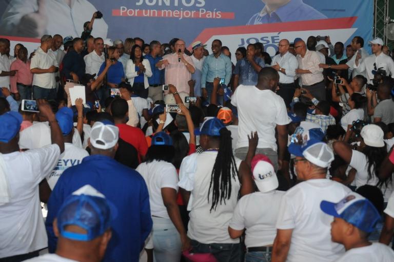 Hipólito Mejía reitera tienen la mejor «maquinaria» para ganar 70 a 30 convención del PRM
