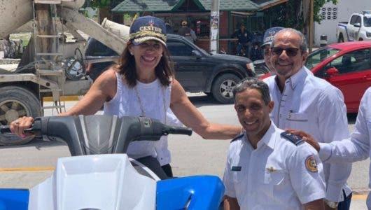Embajadora de los Estados Unidos para República Dominicana, Robin Bernstein