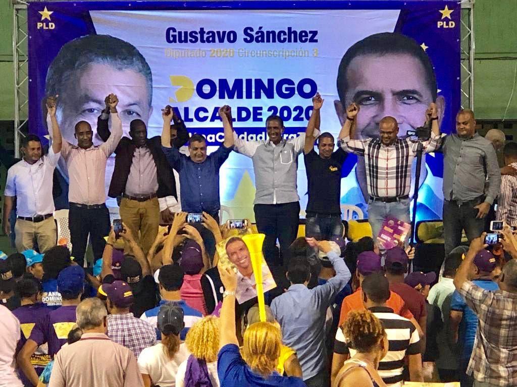 Domingo Contreras afirma que la circunscripción tres es decisiva para ganar la alcaldía de la Capital