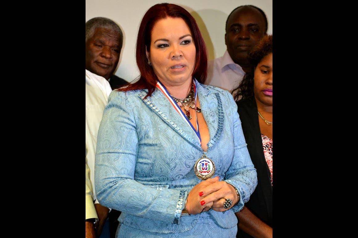 Josefina Capellán es la nueva vocera de la DNCD en sustitución de Carlos Devers