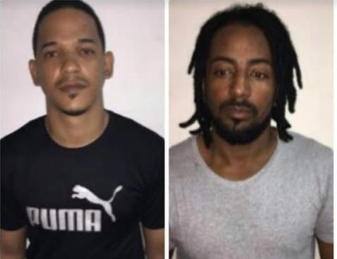 Capturados en Puerto Rico dos presuntos sicarios vinculados a crímenes en La Romana