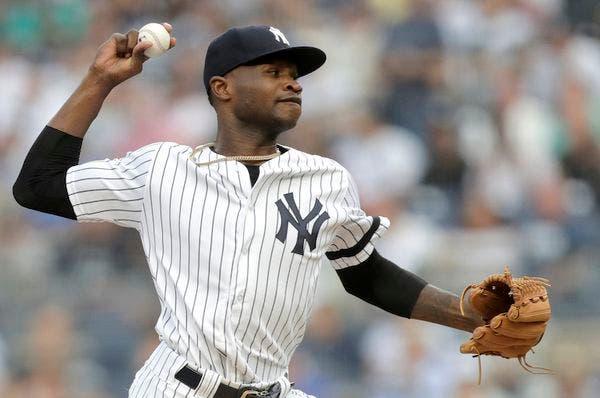 Domingo Germán es investigado por violencia doméstica — MLB