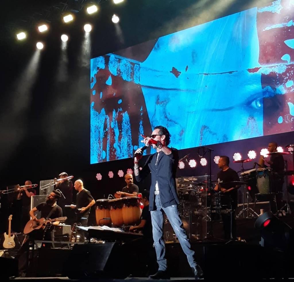 Marc Anthony con concierto masivo en Punta Cana
