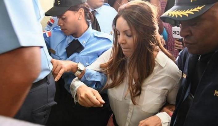 Tribunal decide mañana si envía a prisión a Marisol Franco, pareja de César el Abusador