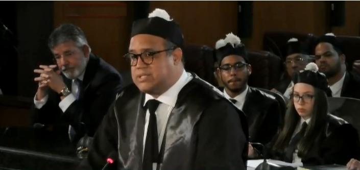 Caso Odebrecht: Recesan hasta mañana juicio de fondo para conocer recusación contra presidente SCJ