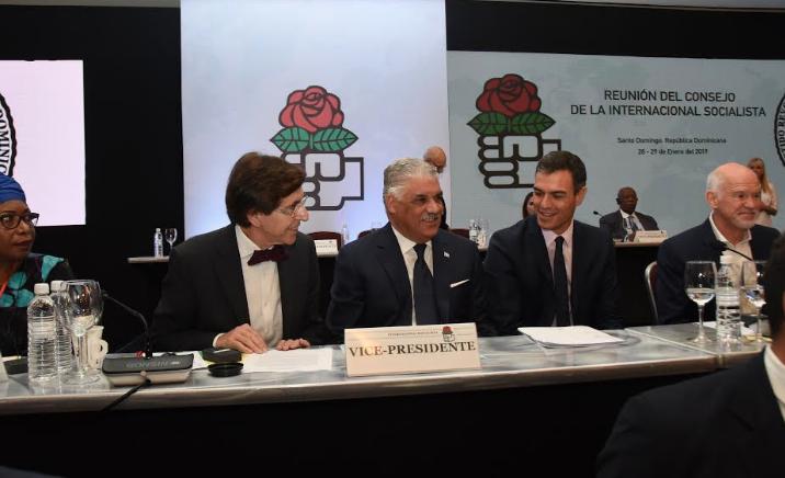 Miguel Vargas participará en reunión del Presídium de la Internacional Socialista en la ONU