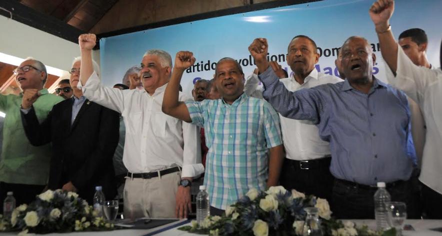 Miguel Vargas asegura el PRD definirá elecciones 2020