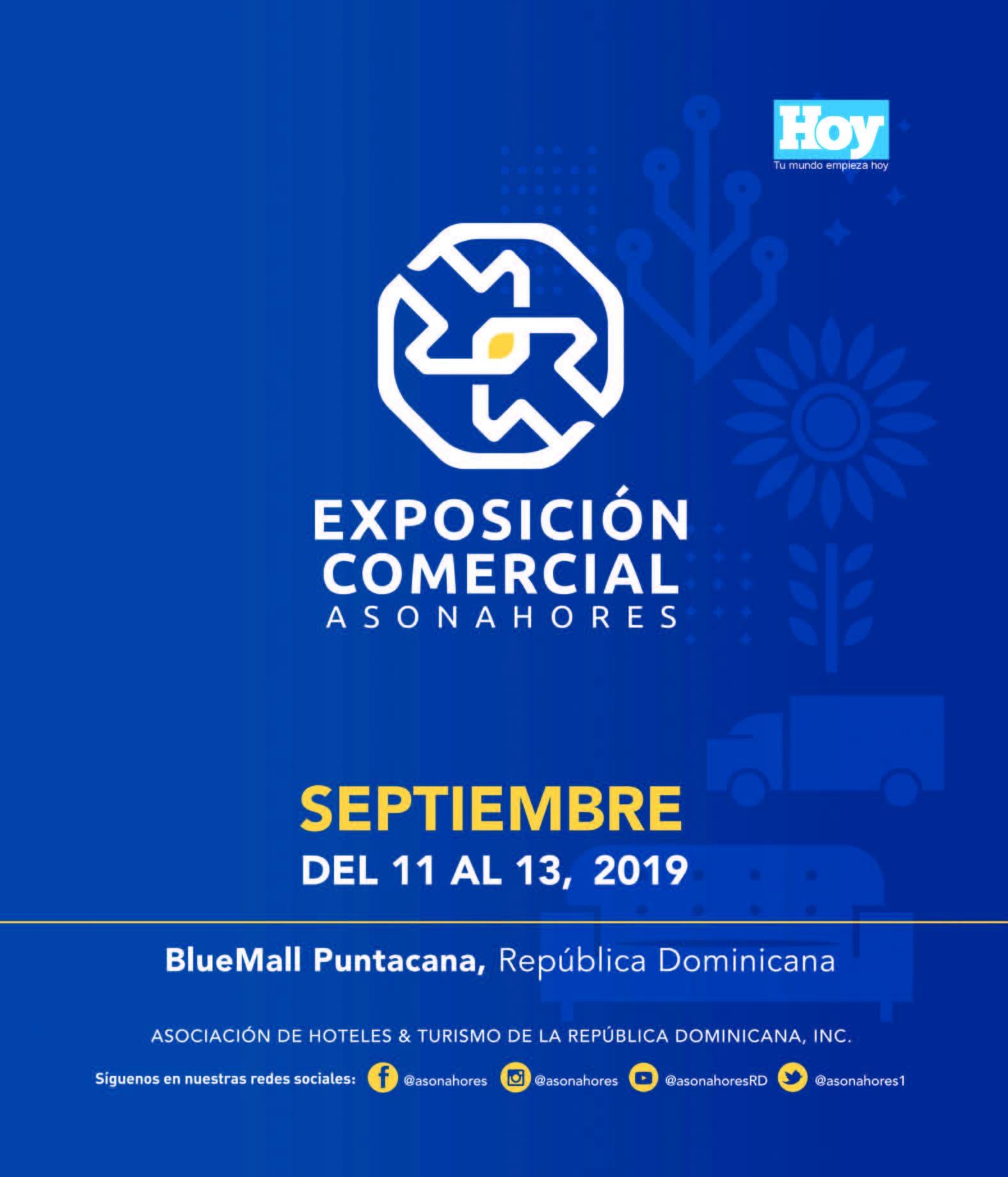 ASONAHORES. Septiembre 2019