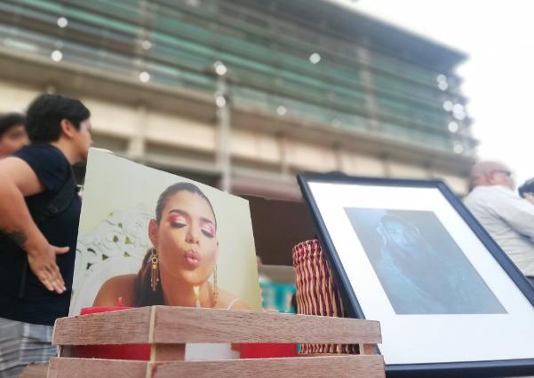 Plantón por asesinato de abogada Anibel González: «Ayuda pidió y el sistema le falló»