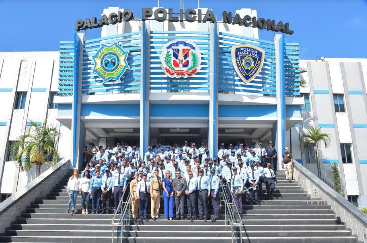 Concluyen actos conmemorativos por XX aniversario de la Policía Escolar