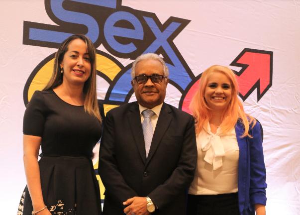 Estrenan serie de TV aborda la educación sexual en el país