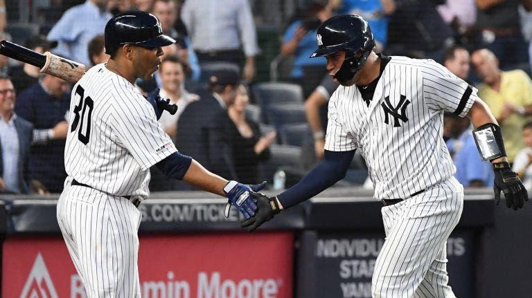 Encarnación y Sánchez progresan en su recuperación para regresar con Yankees