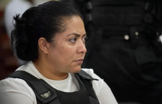 Marlin Martínez fue acusada de complicidad en asesinato de Emely Peguero.
