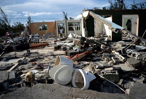 El número de fallecidos en Bahamas por el paso del huracán Dorian sube a 20