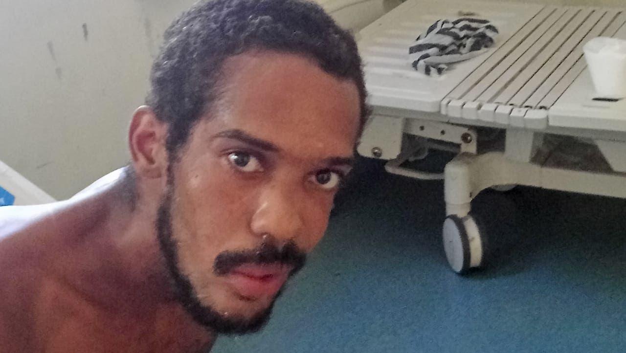 ¿Lo conoces? Buscan familiares de hombre que se encuentra ingresado en el hospital Darío Contreras