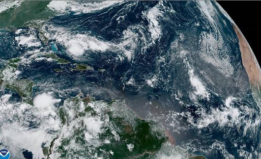Depresión tropical se dirige hacia las Bahamas;se prevé que se convierta en huracán